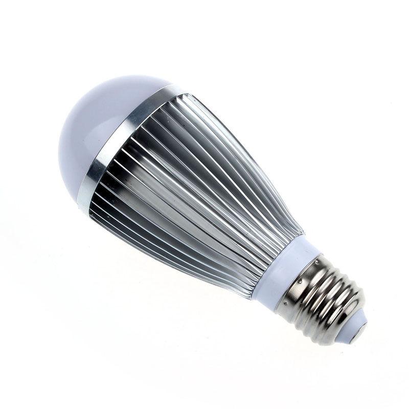 Led лампа с датчиками освещенности и звука 7W(алюминиевый корпус) - LED-Expert: компьютерная и бытовая техника (телевизоры, ноутбуки, планшеты), фитолампы для растений в Киеве