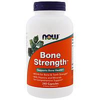 Прочные кости, Now Foods, 240 капсул