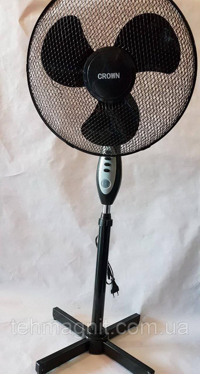 Вентилятор напольный Crown MA 190