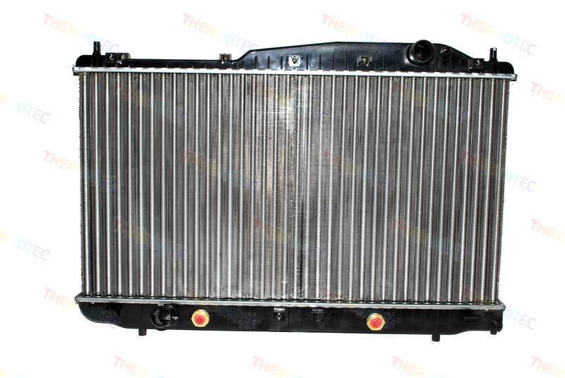Радиатор охлаждения Chevrolet Evanda (2.0 АКП) 720*390мм по сотах KEMP