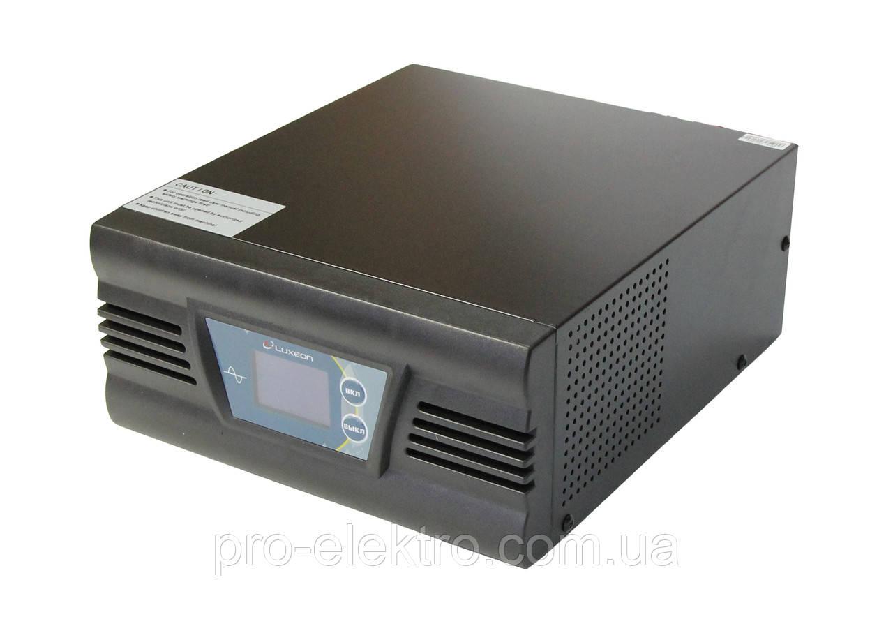 Источник бесперебойного питания Luxeon UPS-1000ZS