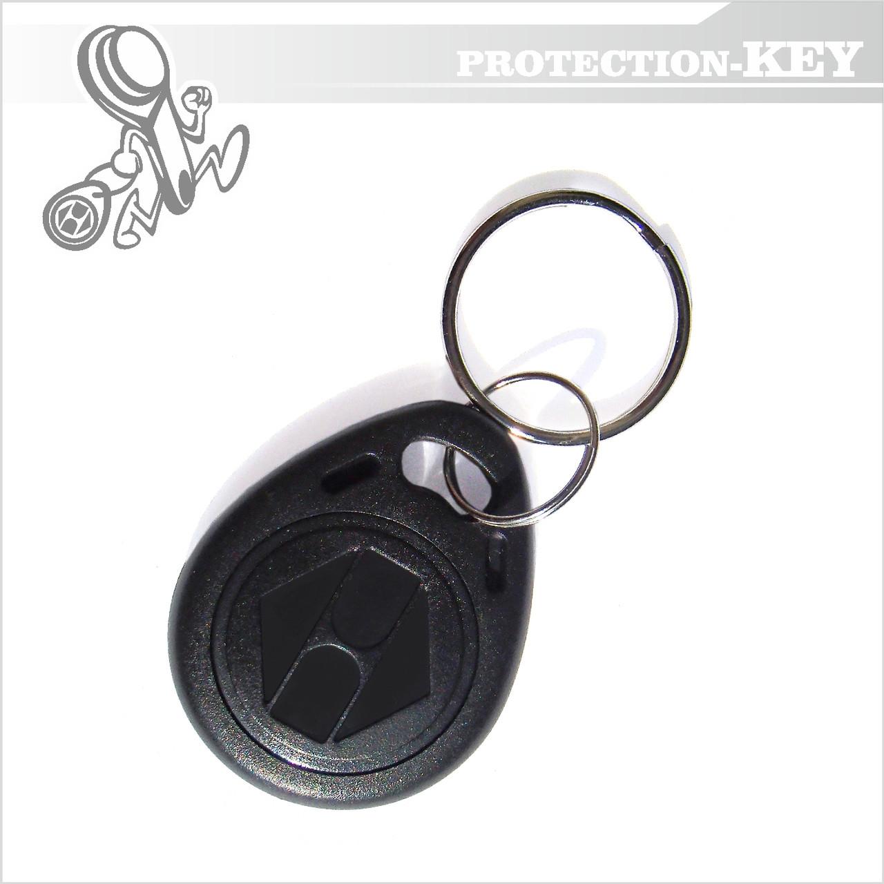 Брелок-заготовка T5577 ABS для копирования домофонных ключей