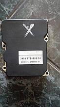 Блок ABC BMW X 5 2000-2007рр.