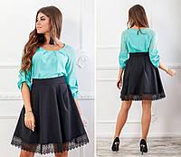 2b249325f46 Интернет магазин женской одежды Khan. г. Одесса. Блузка арт. 117 бирюза