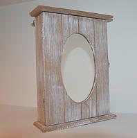Ключница с зеркалом, фото 1