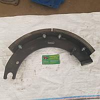 Колодка тормозная  Т-150 нового образца 151.38.049А