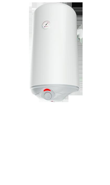 Водонагреватель Eldom Style DRY Slim 30 литров (бойлер) настенный узкий сухой тэн