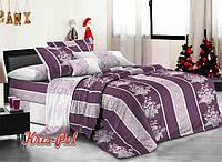 """Красивый двухспальный комплект постельного белья """"Тамерлан""""."""
