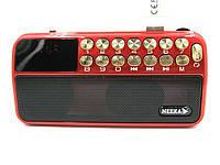 Портативный радиоприёмник с USB NK-958, фото 1