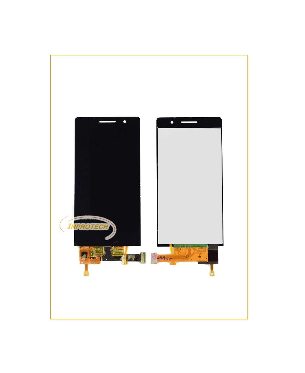 Дисплей Модуль Huawei Ascend P6-U06 с сенсором Black