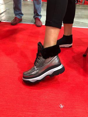 женские зимние ботинки в стиле баленсиага продажа цена в чернигове