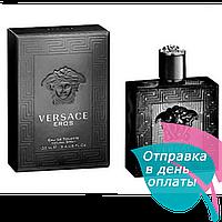 Мужская туалетная вода Versace Eros Black, 100 мл