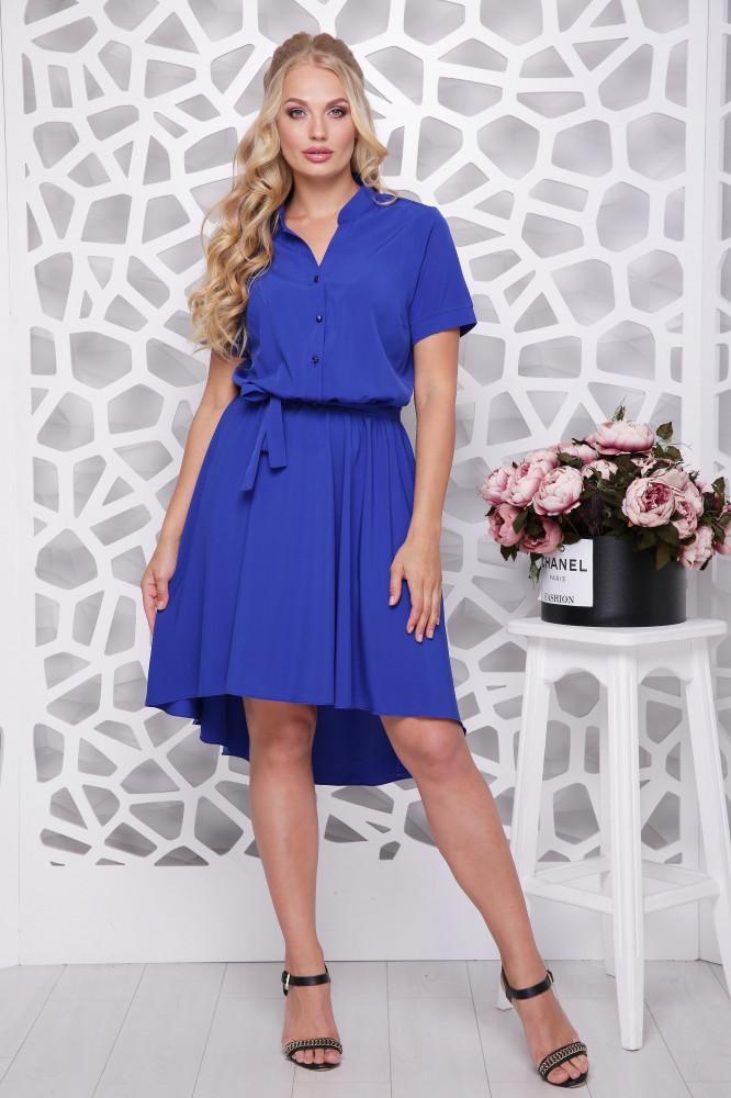 Летнее платье с 48 по 58 размеры