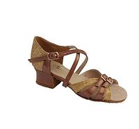 Спортивно бальная обувь для девочек Б-2 (e)