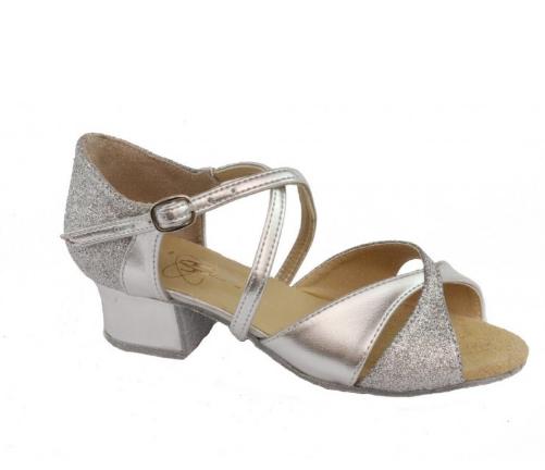 Спортивно бальная обувь для девочек 3102 f