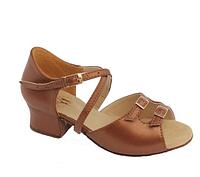 Спортивно бальная обувь для девочек 73110 (c)