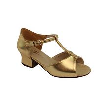 Спортивно бальная обувь для девочек 73105 (b)