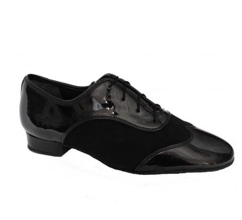 Мужская обувь для спортивно бальных танцев, стандарт 92105