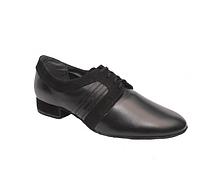 Мужская обувь для спортивно бальных танцев, стандарт МС-7