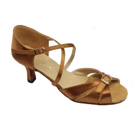 Женская обувь для спортивно бальных танцев, латина Л-17 (f)