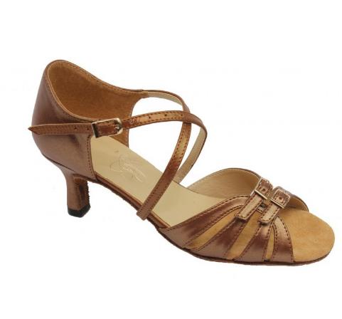 Женская обувь для спортивно бальных танцев, латина Л-27 (d)