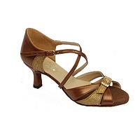 Женская обувь для спортивно бальных танцев, латина Л-17 (c)