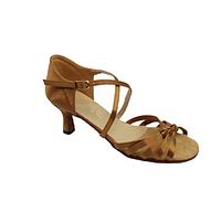 Женская обувь для спортивно бальных танцев, латина Л-16 (a)