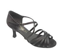 Женская обувь для спортивно бальных танцев, латина 82108 (c)