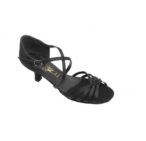 Женская обувь для спортивно бальных танцев, латина Л-16 (b)