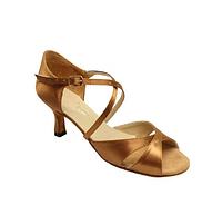 Женская обувь для спортивно бальных танцев, латина 82105 (d)