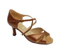 Женская обувь для спортивно бальных танцев, латина 82105 (b)