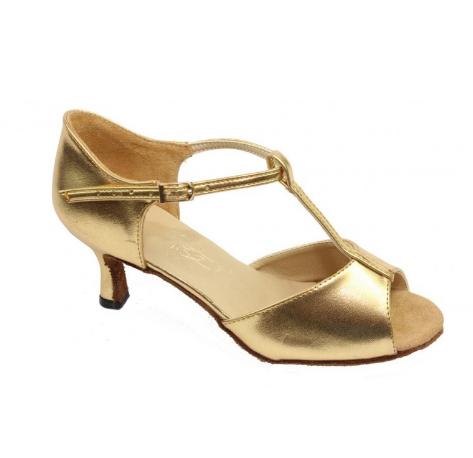 Женская обувь для спортивно бальных танцев, латина Л-31 (d)