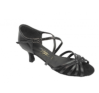 Женская обувь для спортивно бальных танцев, латина 82108 (d)