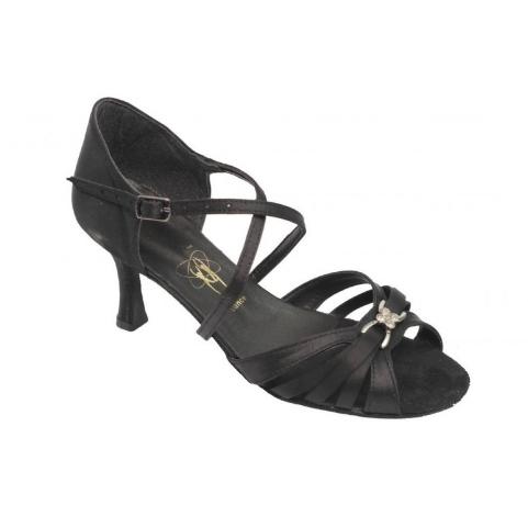 Женская обувь для спортивно бальных танцев, латина Л-8 (a)