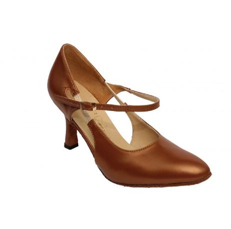 Жіноче взуття для спортивно-бальних танців, стандарт ЖС-11b