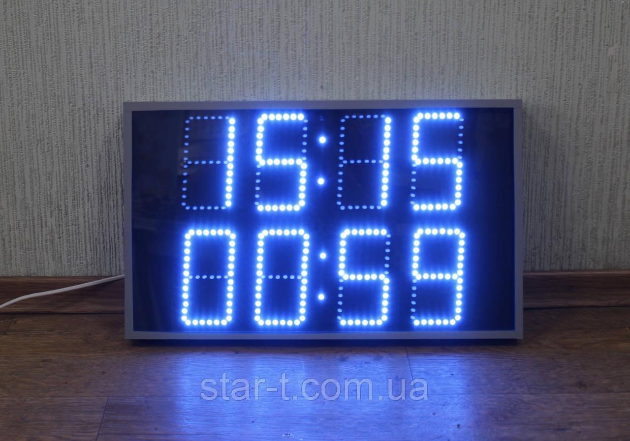 Часы с таймером обратного отсчета