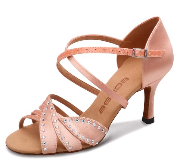 """Женская обувь для спортивно бальных танцев, латина """"Флорина"""""""