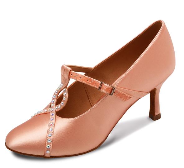 """Женская обувь для спортивно бальных танцев, стандарт """"Анабелла"""""""