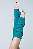 """Гетры для спортивно - бальных танцев """"Ensoul"""", Бирюза зеленая, 40-60-80см"""