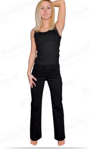 Брюки тренировочные (unisex) для спортивно - бальных танцев