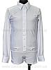Рубашка мужская с планкой 'Ювенал'  для спортивно - бальных танцев