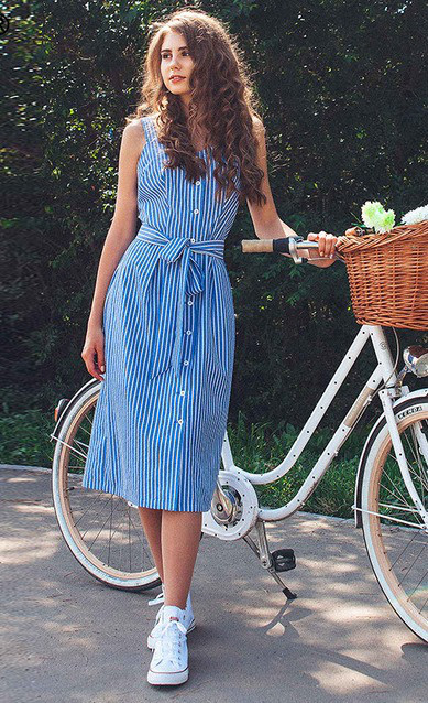 летнее платье 2018