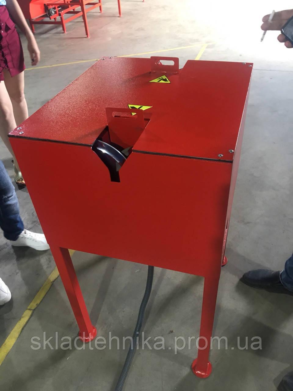 Оборудование для обрезки чеснока/обрізання часнику/переробка часнику