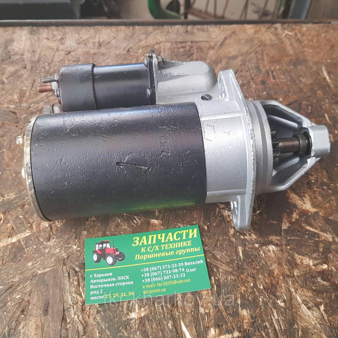 Стартер ПД-10, П-350 СТ362А-3708