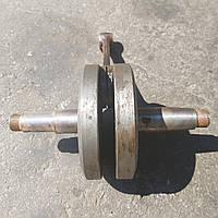 Коленвал пускового двигателя ПД-10, П-350 (Д24-С20-Б СБ)