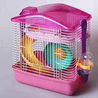 AnimАll House клетка для хомяка 28.5х19.5х27см