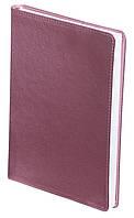 Ежедневник недатированный А5 Buromax 288 стр. розовый Metallic BM.2033-10