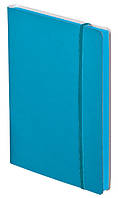 Ежедневник недатированный А5 Buromax 288 стр. голубой TOUCH ME BM.2028-14