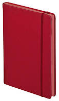 Ежедневник недатированный А5 Buromax 288 стр. красный TOUCH ME BM.2028-05