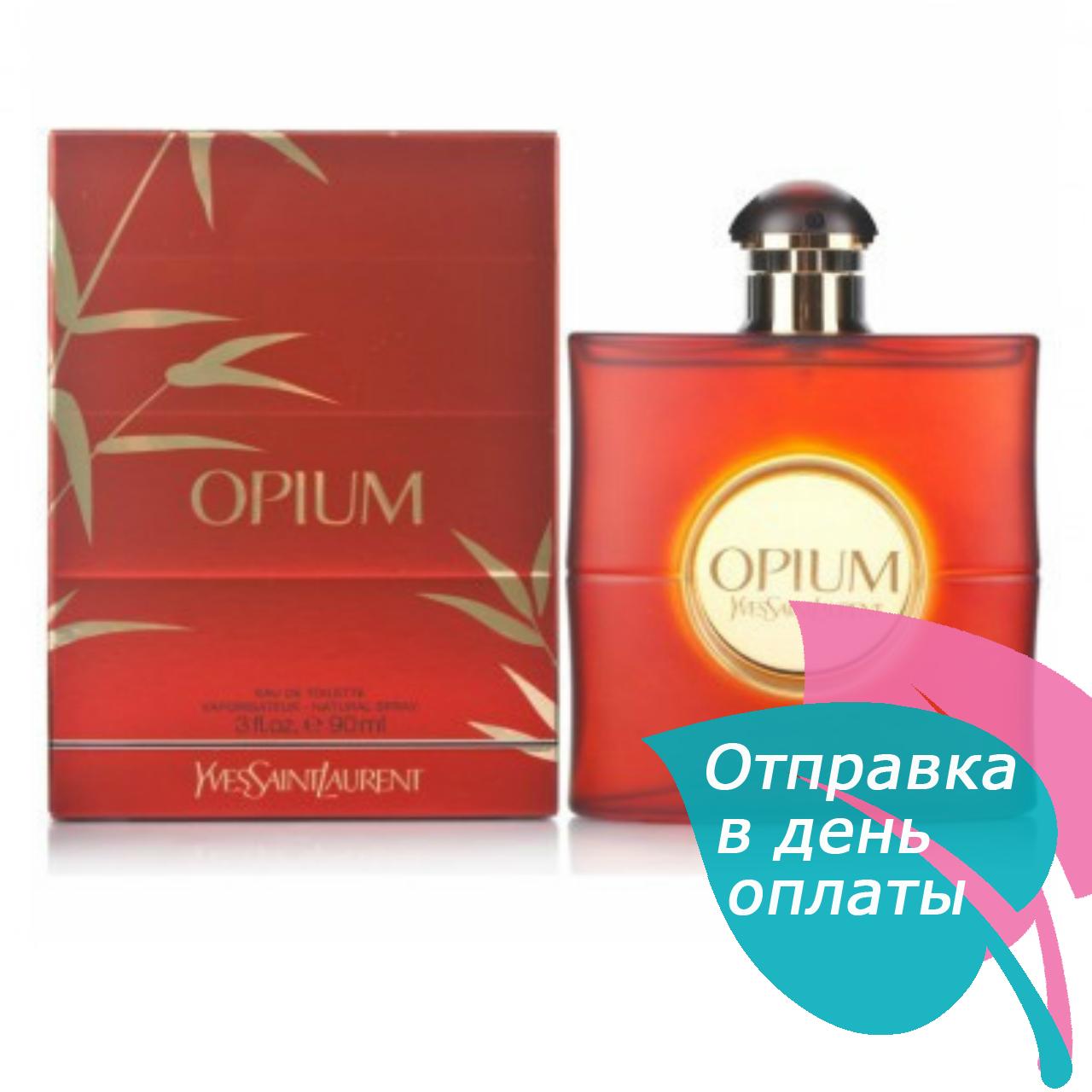 Женская парфюмированная вода Yves Saint Laurent Opium Red